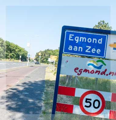 Zeezicht Verhuur Egmond dorpsgrens